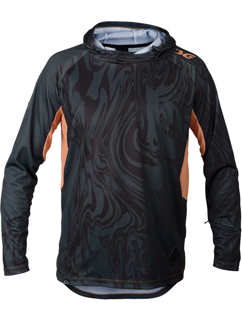TSG BE2 - Maillot manches longues Homme - noir